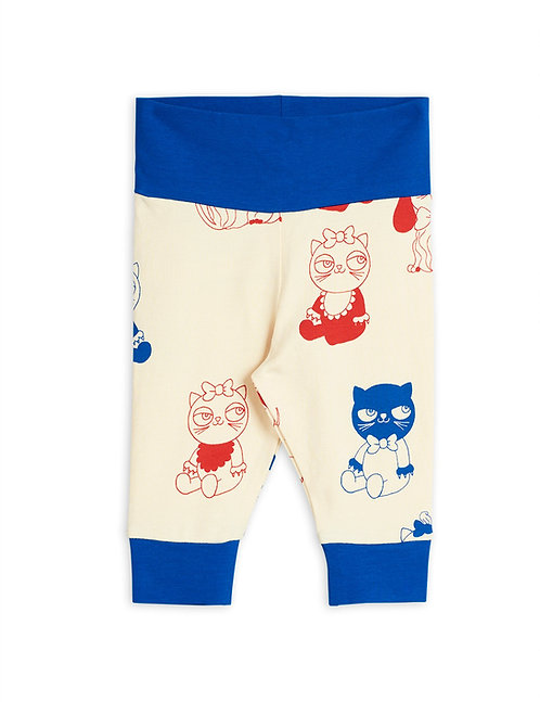 MINI BABIES NEWBORN LEGGINGS