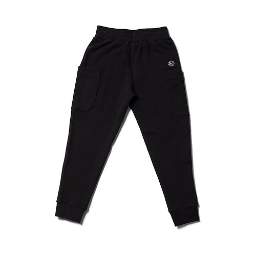 Relaxed Daily Pant - Black