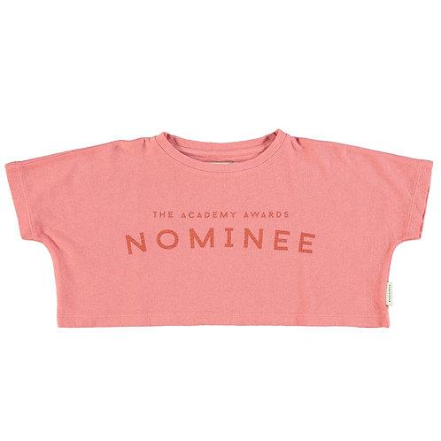 Short Top Nominee Pink