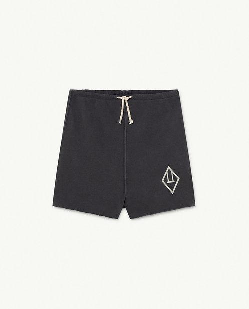 Hedgehog Kids Trousers Black Logo