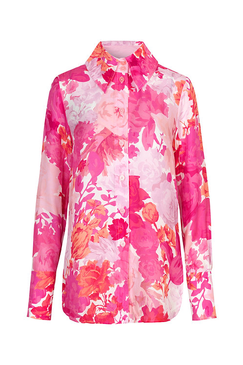 James Shirt - Rosegarden Pink