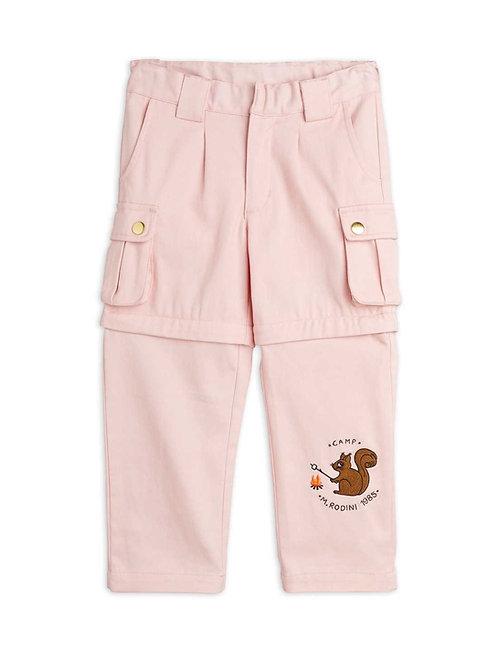 Cargo Pants Pink