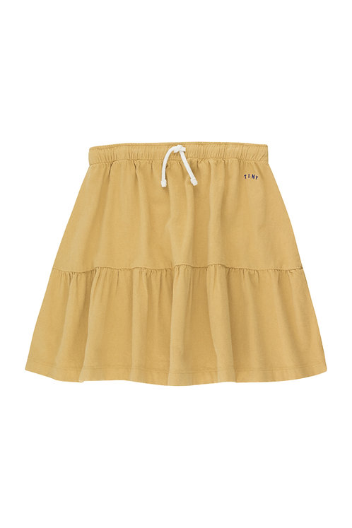 Solid Skirt-Sand