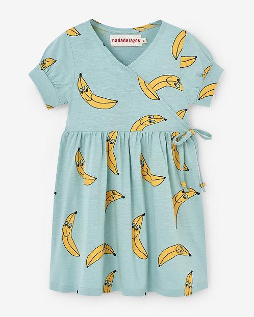 Dress- Banana Friends