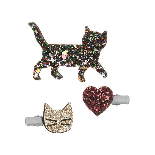 Kitty cat clip pack