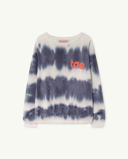 Big Bear Kids Sweatshirt Blue Tao