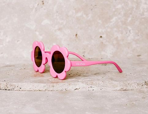 Daisies Bubblegum Sunglasses