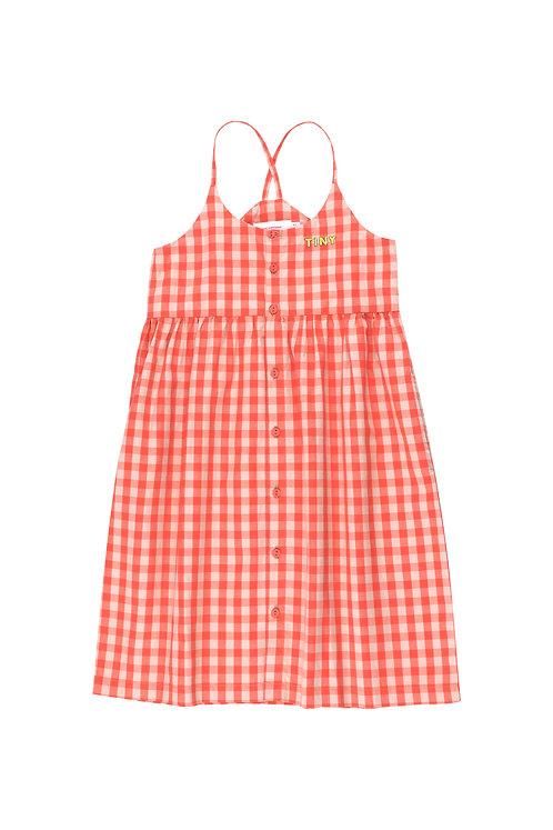 """""""TINY"""" VICHY DRESS"""