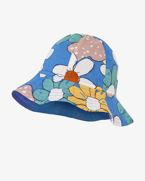 Hat- Big Flowers