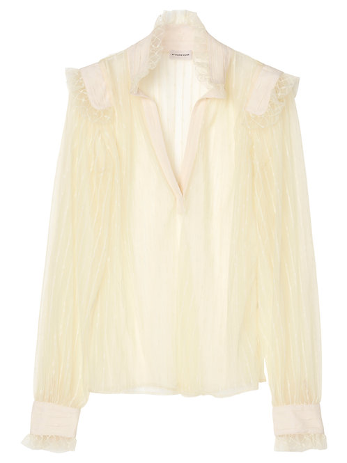 Givotia top- Cream