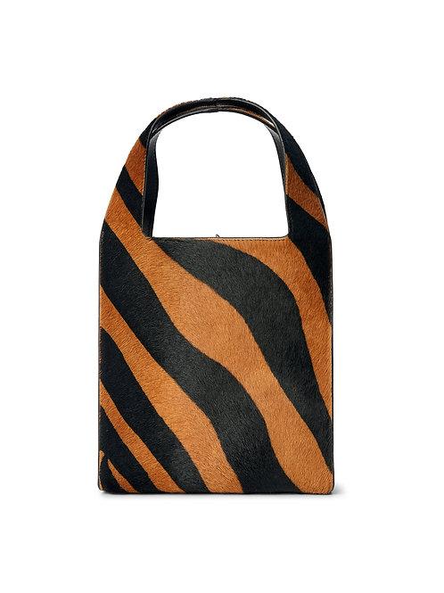 Rhea printed shoulder bag