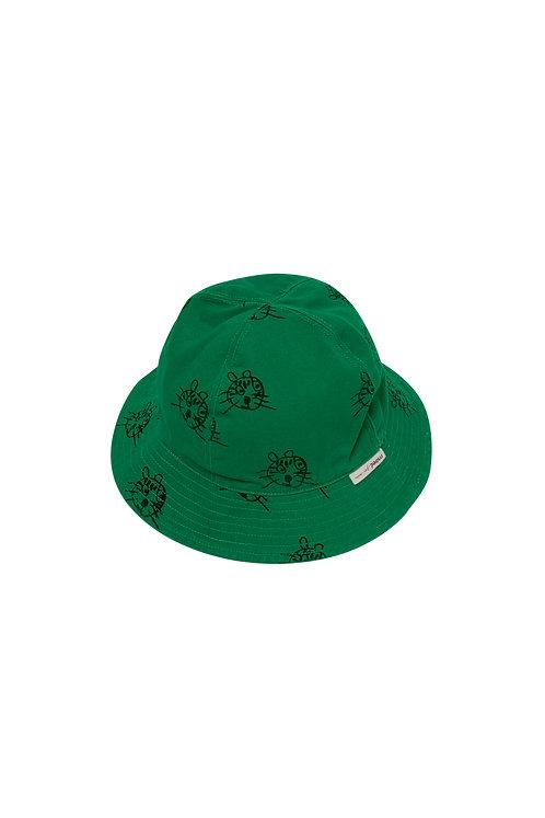 Tame tiger hat