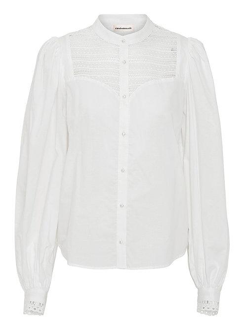 Ellena Shirt- White