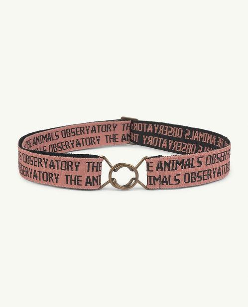 Pink Lovebird Belt
