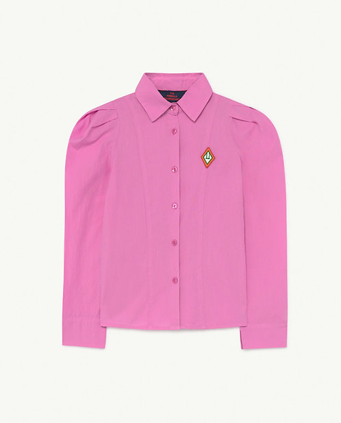 Pink Logo Gadfly Shirt