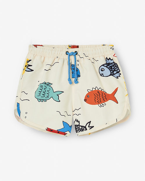 Swimshirt Fishes in the River
