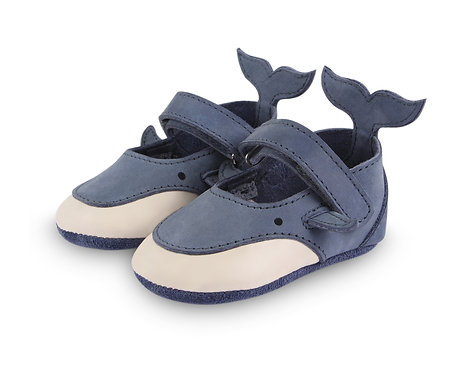 Amigu Whale Baby Shoes