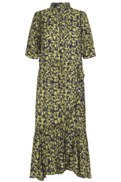 REMEE DRESS, CURRY