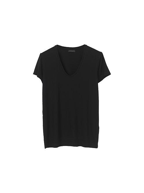 Fevia tshirt Black