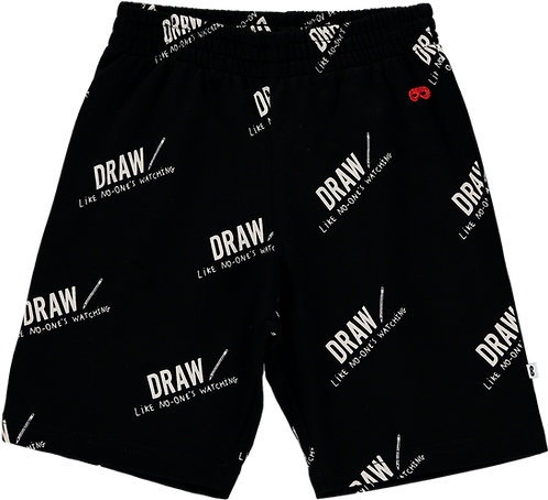 Shorts Black Draw
