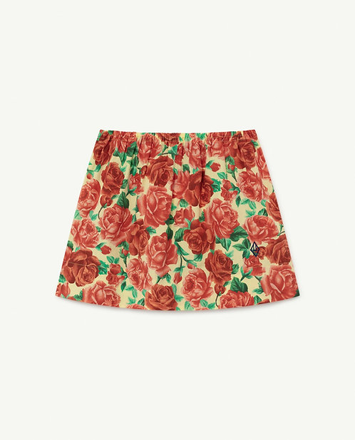 Impala Kids Skirt Soft Yellow Flowers