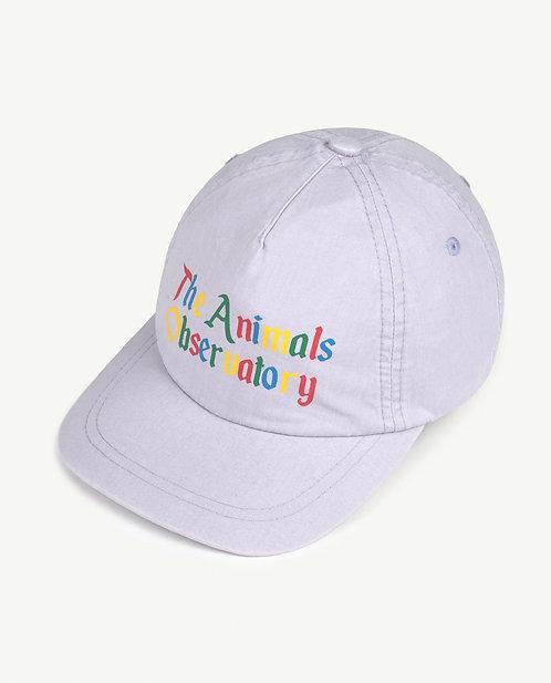 Hamster Kids Cap- Soft Purple