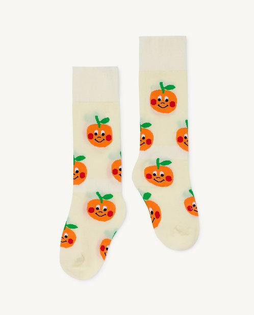 Fruit Hen Socks