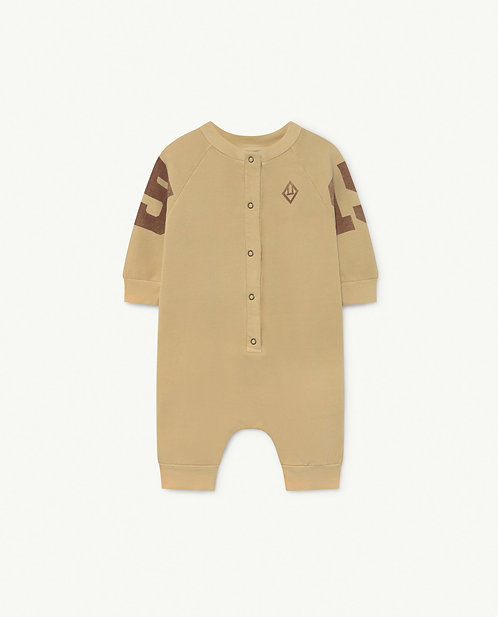 Baby Yellow 15 Sheep Suit