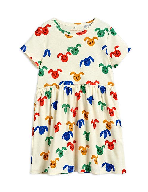 Rabbits aop ss dress