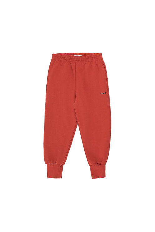 """TINY"" SWEATPANT BURGUNDY"