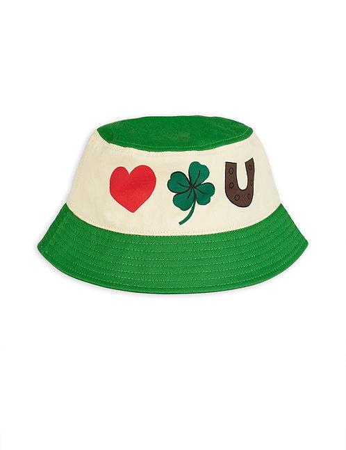 CLOVER BUCKET HAT