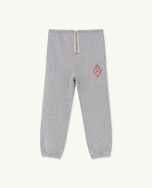 Dromedary Kids Trousers Grey Logo