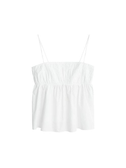 Anotea organic cotton top- White