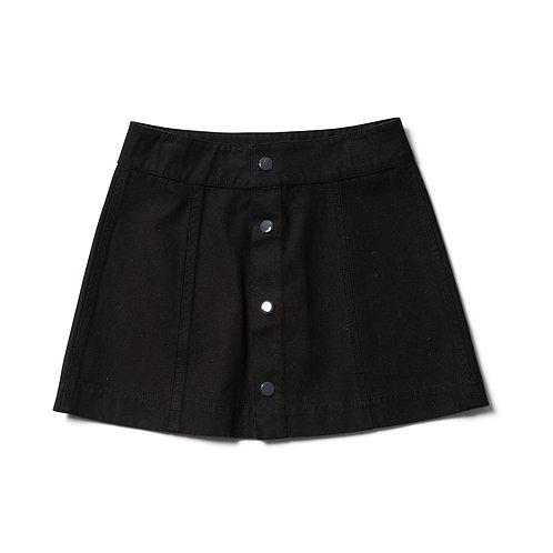 Aline Skirt - Off Black