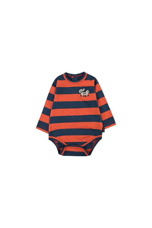 """TINY FOX"" STRIPES BODY"