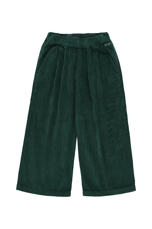 SOLID WIDE PANT