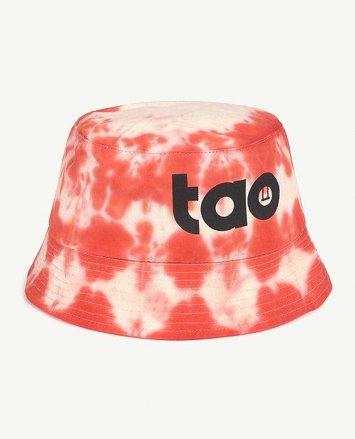 Starfish Kids Hat- Red White Tao