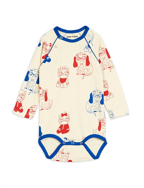 MINI BABIES LONG SLEEVE BODY