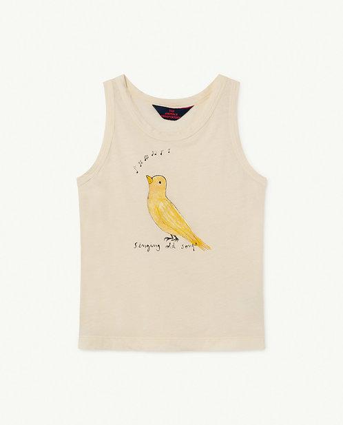 White Bird Frog T-shirt