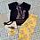 Thumbnail: Pant-Yellow Butterfly