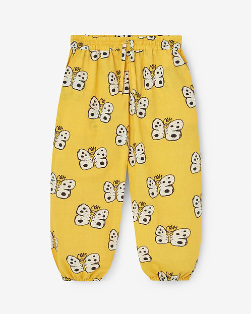 Pant-Yellow Butterfly