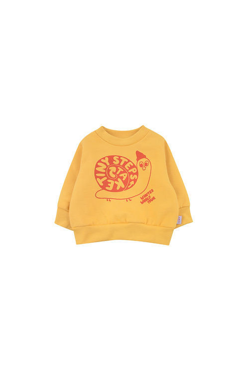 """TINY STEPS"" SWEATSHIRT"