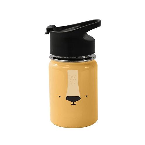 Lion Stainless Steel Water Bottle