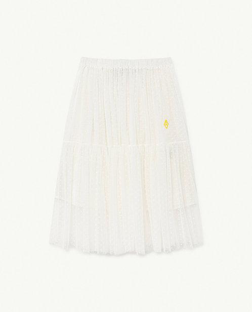 Sparrow (and underskirt) Kids Skirt Raw White