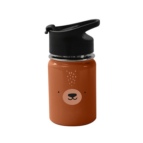 Grizzly Stainless Steel Water Bottle