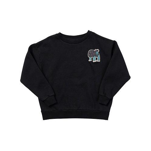 Tardy Turtle / Sweater