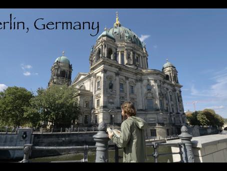 BERLIN, GERMANY TEACHER JOSHUA JAMES