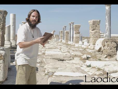 Laodicea, revelation, teacher joshua james
