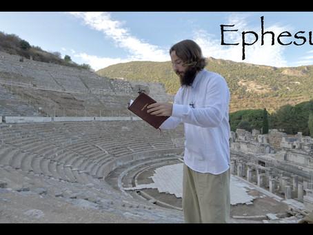 Ephesus, Ephesians, teacher joshua james, revelation