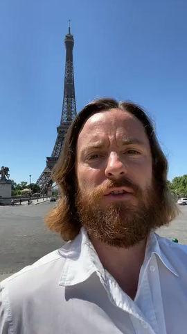 PARIS, FRANCE TEACHER JOSHUA JAMES